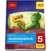 Matematica. Clasa a V-a, semestrul II. Clubul matematicienilor