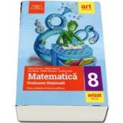 Matematica. Evaluare nationala la finalul clasei a VIII-a (Avizat M. E. N. 5 Ianuarie 2018)