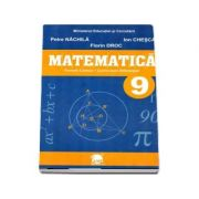 Matematica manual (trunchi comun + curriculum diferentiat) clasa a IX-a