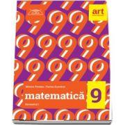Marius Perianu - Matematica pentru clasa a IX-a, semestrul I. Colectia - Clubul matematicienilor