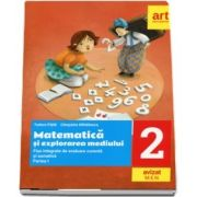 Matematica si explorarea mediului. Fise integrate de evaluare curenta si sumativa pentru clasa a II-a, partea I