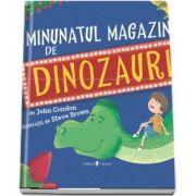 Minunatul magazin de dinozauri de John Condon