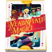 Neil Patrick Harris, Neadaptatii magici - editie hardcover