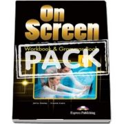 On Screen B1 - Workbook & Grammar (with DigiBooks App)