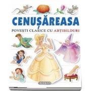 Povesti clasice cu abtibilduri - Cenusareasa