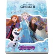 Sa pictam noi aventuri cu Anna si Elsa