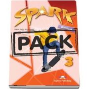 Spark 3. Workbook with Digibook app - Virginia Evans