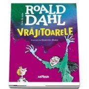 Roald Dahl, Vrajitoarele - format mare, hardcover