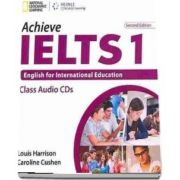 Achieve IELTS 1. Class Audio CD