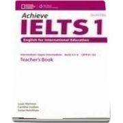 Achieve IELTS 1. Intermediate to Upper Intermediate 2nd ed. Teacher Book