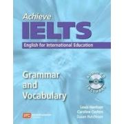 Achieve IELTS. Grammar and Vocabulary