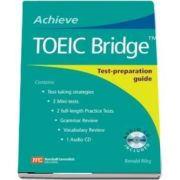 Achieve TOEIC Bridge. Test Preparation Guide. Student Book with Audio CD