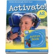 Activate! A2 Students Book and Active Book Pack