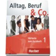 Alltag, Beruf and Co. CD zum Kursbuch 1 de Axel Hering