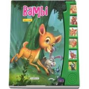 Bambi. Carte cu sunete