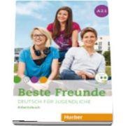 Beste Freunde. Arbeitsbuch A2. 1 mit CD Rom