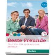 Beste Freunde. Arbeitsbuch A2.2 mit CD Rom