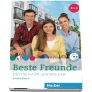 Beste Freunde. Arbeitsbuch B1. 2 Mit Audio CD