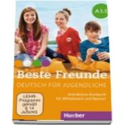 Beste Freunde. Interaktives Kursbuch fur Whiteboard und Beamer DVD Rom A1.1