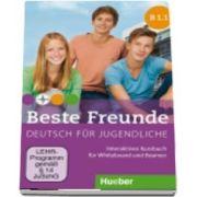 Beste Freunde.Interaktives Kursbuch Fur Whiteboard Und Beamer DVD Rom B1.1