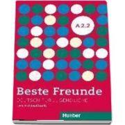 Beste Freunde. Lehrerhandbuch A2.2