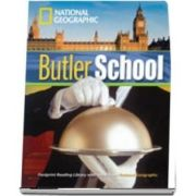 Butler School. Footprint Reading Library 1300. Student Book