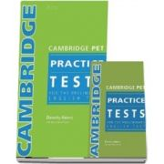 Cambridge PET Practice Test BK. Pack