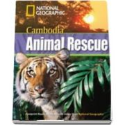 Cambodia Animal Rescue. Footprint Reading Library 130. Book with Multi ROM0