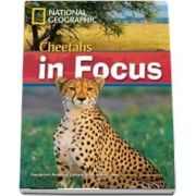 Cheetahs in Focus. Footprint Reading Library 2200. Book