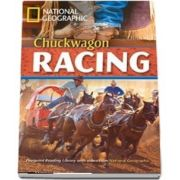 Chuckwagon Racing. Footprint Reading Library 1900. Book
