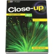 Close up B2 Students Book with Online Student Zone and eBook DVD