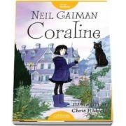 Neil Gaiman, Coraline - Editia hardcover