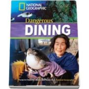 Dangerous Dining. Footprint Reading Library 1300. Book with Multi ROM