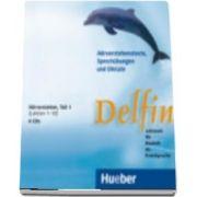 Delfin CDs (4) Horverstehen Teil 1 Lekt. 1-10