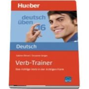 Deutsch uben. Band 16. Verbtrainer
