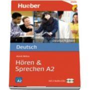 Deutsch uben. Horen and Sprechen A2. Buch and CDs (2)