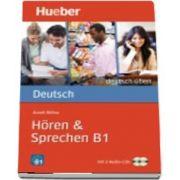 Deutsch uben. Horen and Sprechen B1. Buch and CDs (2)