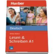 Deutsch uben. Lesen and Schreiben A1