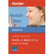 Deutsch uben Taschentrainer. Taschentrainer Briefe, E Mails and Co.
