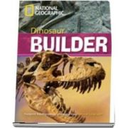 Dinosaur Builder. Footprint Reading Library 2600. Book