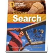 Dinosaur Search. Footprint Reading Library 1000. Book