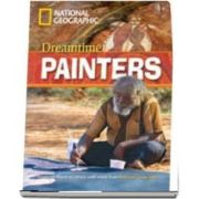 Dreamtime Painters. Footprint Reading Library 800. Book