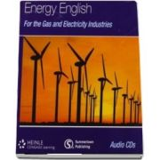 Energy English for the Gas and Electricity Industries. Class Audio CD