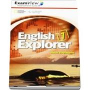 English Explorer 1. ExamView Assessment CD Rom