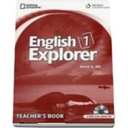 English Explorer 1. Teachers Book with Class Audio CD