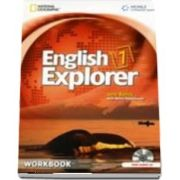 English Explorer 1. Workbook with Audio CD
