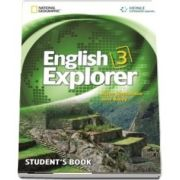 English Explorer 3. Teachers Book with Class Audio CD