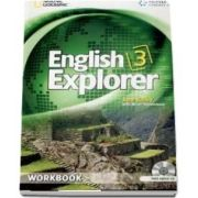English Explorer 3. Workbook with Audio CD