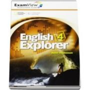 English Explorer 4. Examview CD ROM
