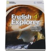 English Explorer 4. Interactive Whiteboard CD ROM